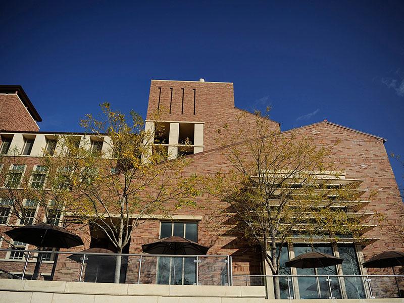 CU Boulder East